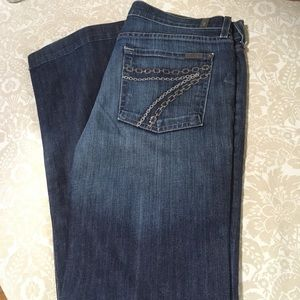 7 For All Mankind Jeans -Size 32.